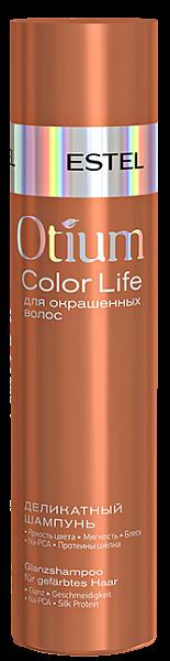 Estel Otium Color Life Деликатный шампунь для окрашенных волос