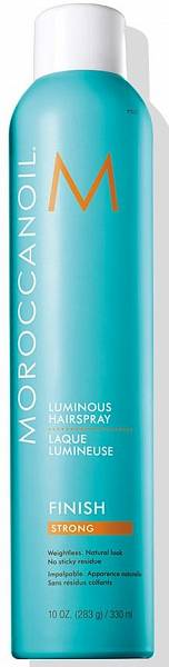 Moroccanoil Сияющий лак сильной фиксации Luminous Hairspray Strong