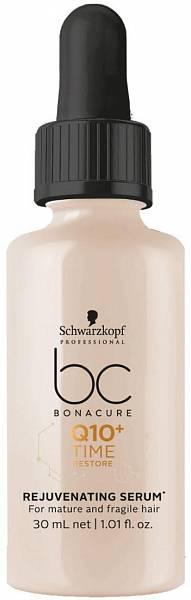 Schwarzkopf BC Q10+ Time Restore Омолаживающая сыворотка