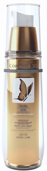 Medical Collagen 3D Golden Glow Коллагеновый крем для лица