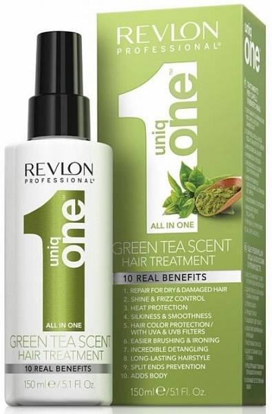 Revlon Спрей маска с ароматом зелёного чая Uniq One