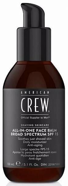 American Crew Увлажняющий бальзам для лица All in One Face Balm