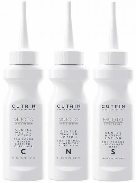 Cutrin Muoto Perm Лосьон для химической завивки Gentle Waving