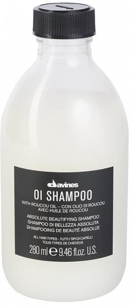 Davines OI Шампунь для абсолютной красоты волос