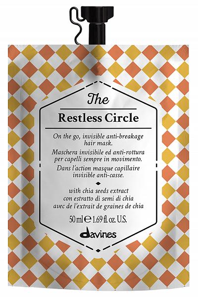Davines The Circle Chronicles Маска-суперфуд для неугомонных волос Restless Circle