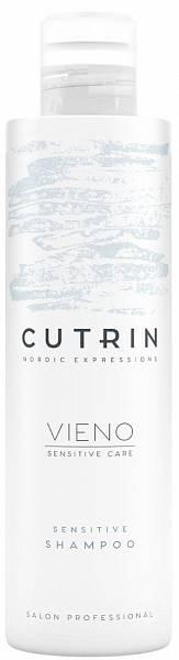 Cutrin VIENO Деликатный шампунь для чувствительной кожи головы без отдушки