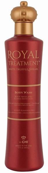 CHI Royal Treatment Средство 2 в 1 гель для душа и пена для ванн Body Wash