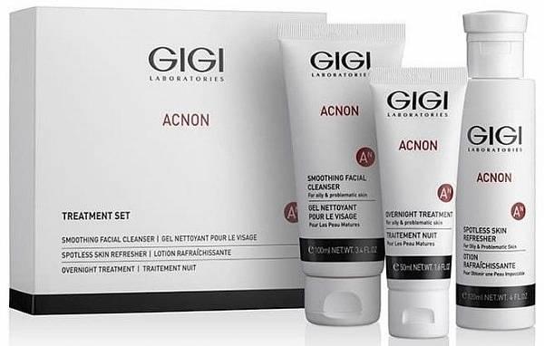 GIGI Acnon Набор для борьбы с проблемной кожей