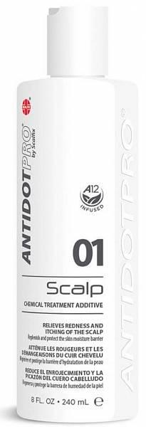 AntidotPro Эмульсия для защиты кожи головы Scalp 01