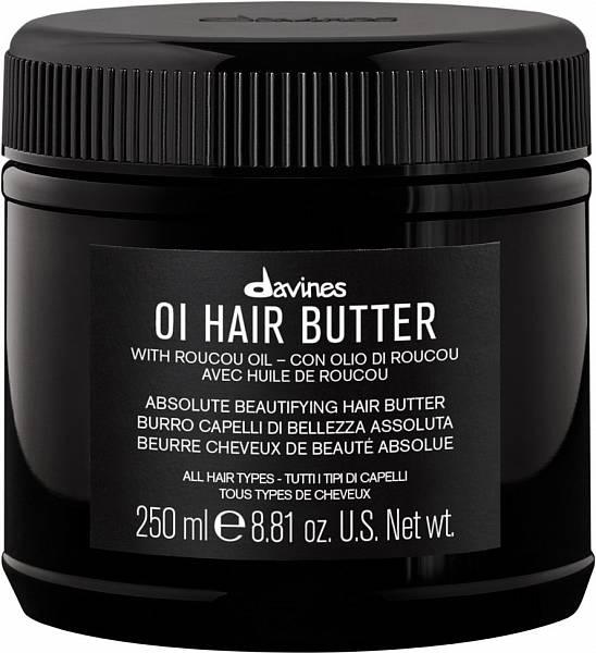 Davines OI Питательное масло для абсолютной красоты волос Hair butter