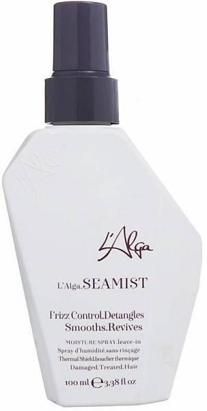 L′Alga Спрей несмываемый термозащитный Seamist Moisture Spray