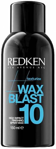 Redken Texture Текстурирующий спрей-воск Wax Blast 10
