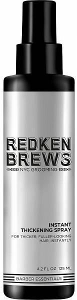 Уплотняющий спрей Thickening Redken Brews