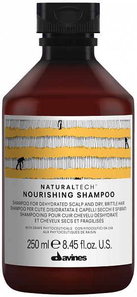 Davines Natural Tech Nourishing Питательный шампунь