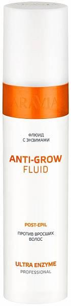 Aravia Professional Флюид с энзимами против вросших волос