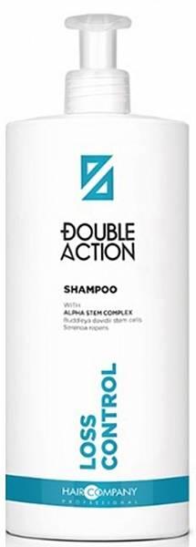Hair Company Double Action Шампунь против выпадения волос Loss Control