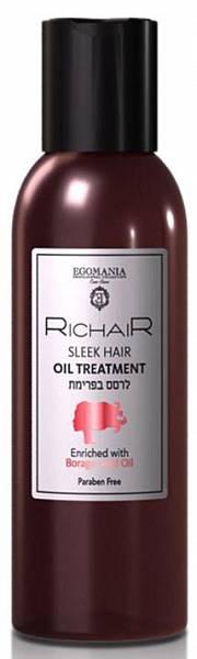 Egomania Richair Масло для гладкости и блеска волос