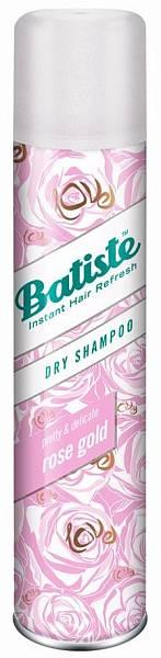 Batiste Fragrance Сухой шампунь с ароматом розы ROSE GOLD