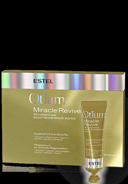 Estel Otium Miracle Revive Сыворотка-вуаль Мгновенное восстановление
