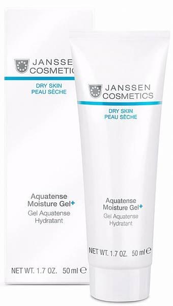 Janssen Dry Skin Суперувлажняющий гель-крем с аквапоринами Moisture Gel