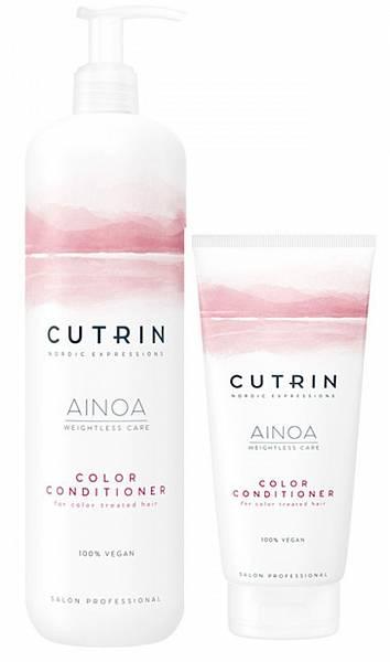 Cutrin AINOA Кондиционер для сохранения цвета Color