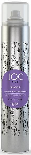 Barex JOC Style Лак экстра сильной фиксации ShapeUp