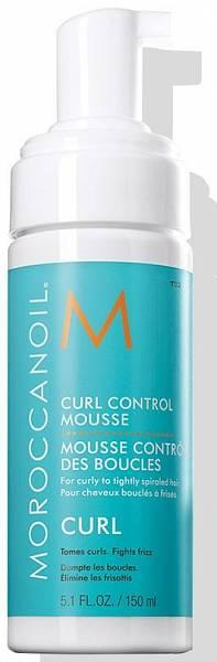 Moroccanoil Мусс-контроль для вьющихся волос Curl Control Mousse