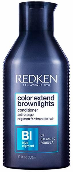 Redken Color Extend Brownlights Кондиционер с синим пигментом для тёмных волос