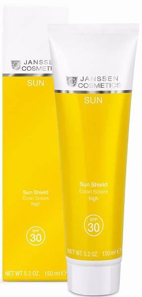 Janssen Солнцезащитная эмульсия для лица и тела SPF 30 Sun Shield