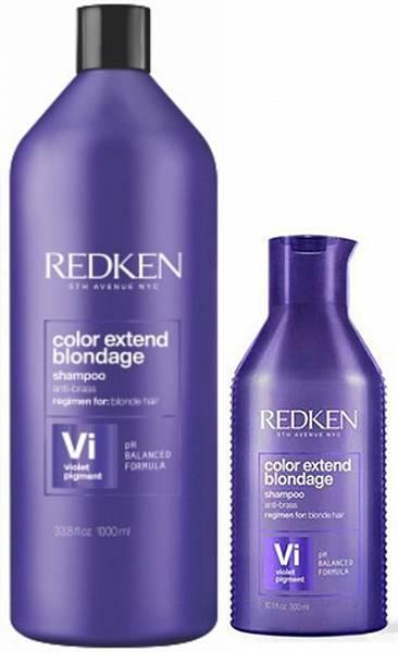 Redken Color Extend Blondage Шампунь