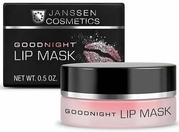 Janssen Trend Edition Ночная восстанавливающая маска для губ Goodnight Lip Mask