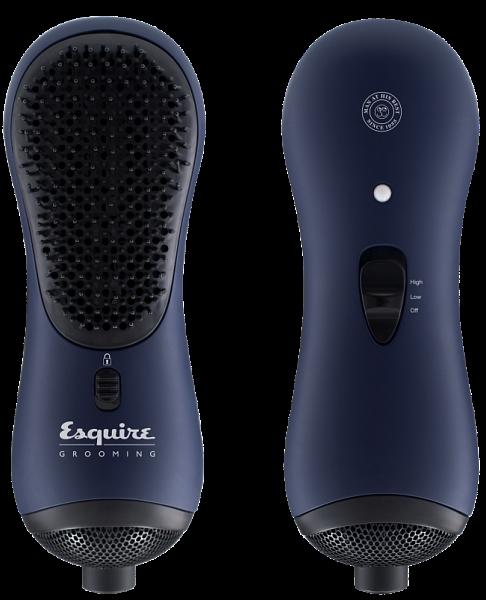 Esquire Щётка для стайлинга мужская Hand Brush Dryer
