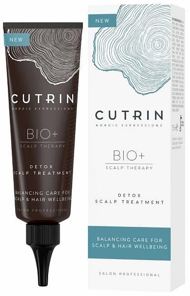 Cutrin Bio+ Detox Очищающая маска для кожи головы