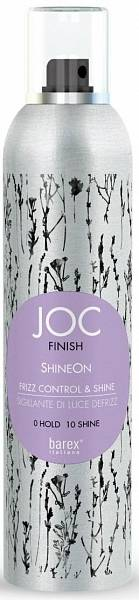 Barex JOC Finish Спрей-блеск разглаживающий ShineOn