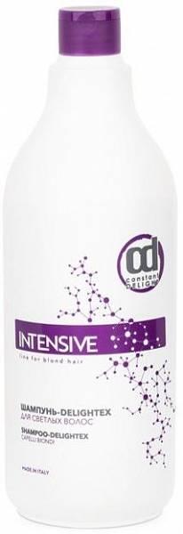 Constant Delight Intensive Шампунь Delightex для светлых волос