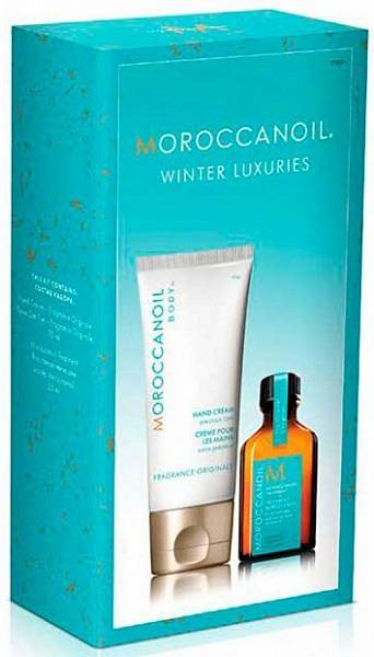 Moroccanoil Набор Winter Luxuries для всех типов волос
