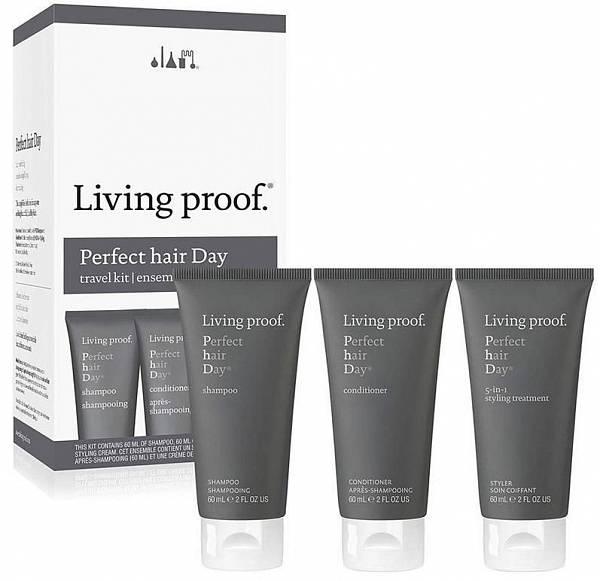 Living Proof Perfect Hair Day Дорожный набор для комплексного ухода