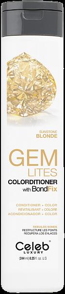 Celeb Gem Lites Кондиционер тонирующий цвет Солнечный Бриллиант