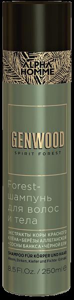 Estel Genwood Forest Шампунь для волос и тела