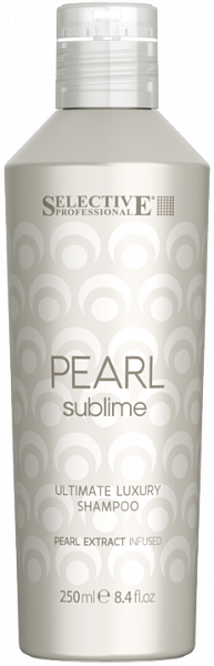 Selective Pearl sublime Шампунь с экстрактом жемчуга