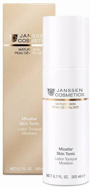 Janssen Mature Skin Мицеллярный тоник с гиалуроновой кислотой Micellar Skin Tonic