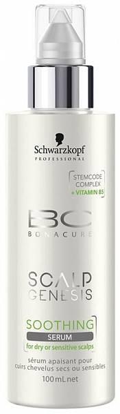Schwarzkopf BC Scalp Genesis Успокаивающая сыворотка Soothing Tonic