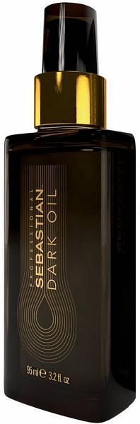 Sebastian Iconic Products Масло для невероятного блеска волос Dark Oil