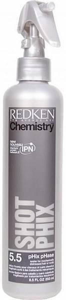 Redken Chemistry Лосьон-восстановитель нормального уровня ph для механических поврежденных волос 5.5