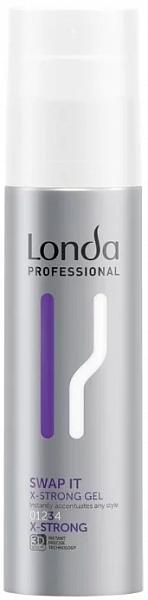 Londa Styling Гель для укладки волос экстрасильной фиксации SWAP IT