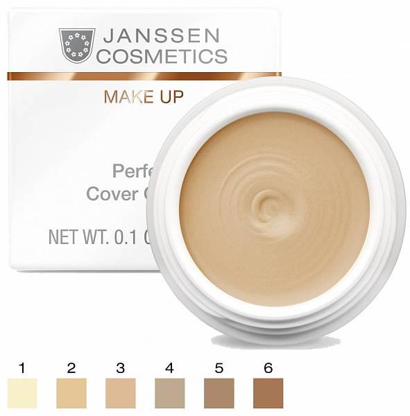 Janssen Тональный крем-камуфляж Perfect Cover Cream