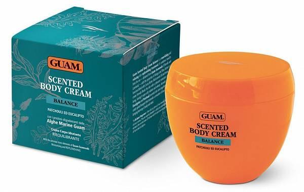 Guam Крем для тела ароматический Баланс и Восстановление