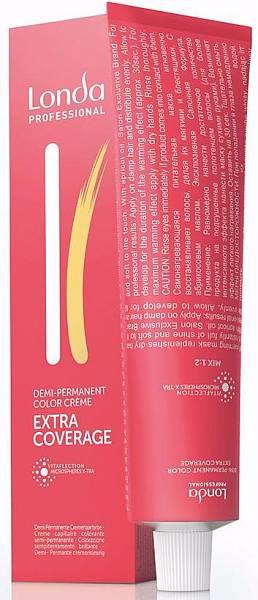Londa Краска для интенсивного тонирования волос с 70% покрытием седины Extra Coverage
