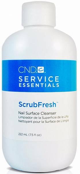 CND Лосьон обезжиривающий для ногтей Scrub Fresh