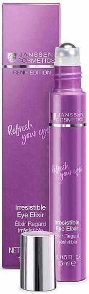 Janssen Trend Edition Укрепляющий концентрат для контура глаз Irresistible Eye Elixir